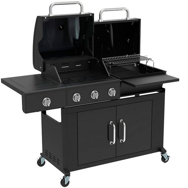 Outdoor Professional combination Classic Gas/Charcoal ...